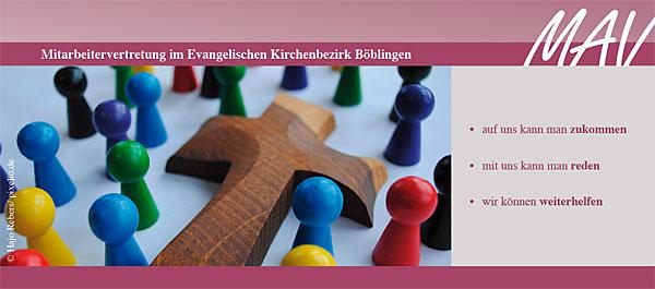 Mitarbeitervertretung im Evang. Kirchenbezirk Böblingen