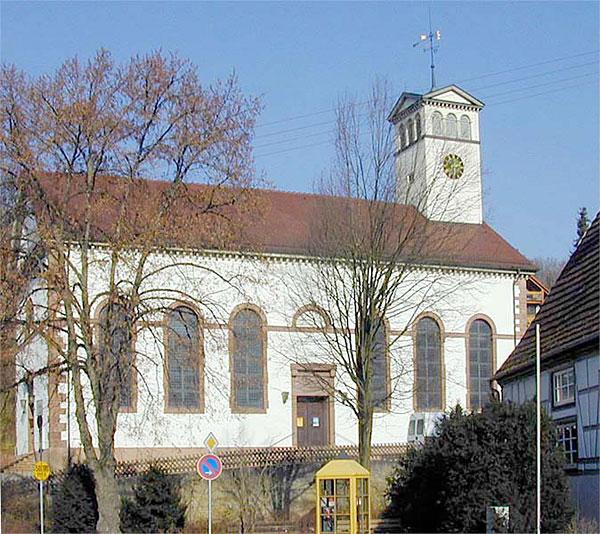 Bild St.Leonhard außen