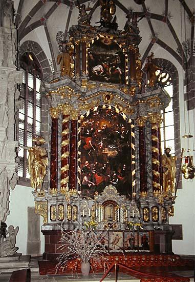 Bild P+P Altar